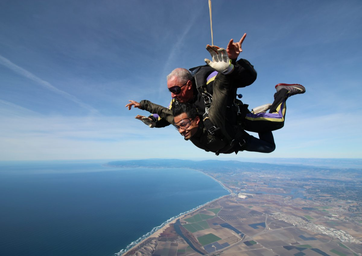 10 Most Common Questions Answered Before your First Skydive