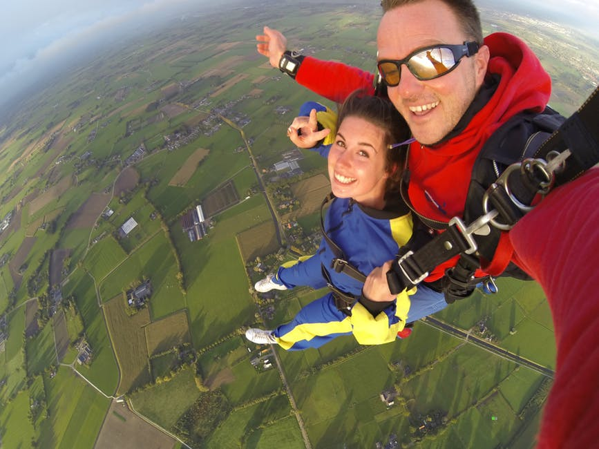 What Are the Average Prices for Skydiving?